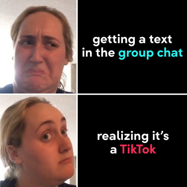 Фото №1 - Новая функция в TikTok: теперь там появятся групповые чаты!