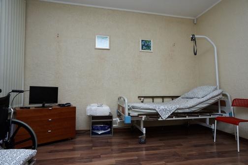 В Петербурге в жилом доме работает «подпольный хоспис»
