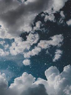 Фото №9 - Тест: Выбери облако, и мы угадаем, о чем ты мечтаешь