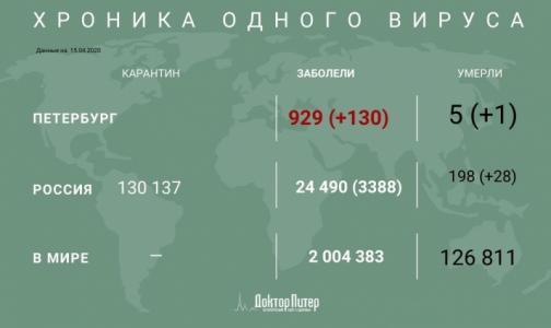Фото №1 - За сутки от коронавируса умерли 28 россиян, один из них - в Петербурге