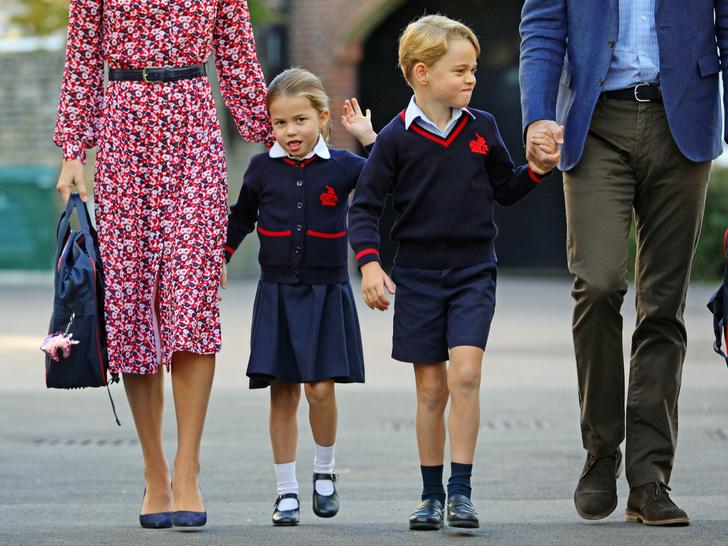 Фото №3 - Принц Джордж Кембриджский: седьмой год в фотографиях