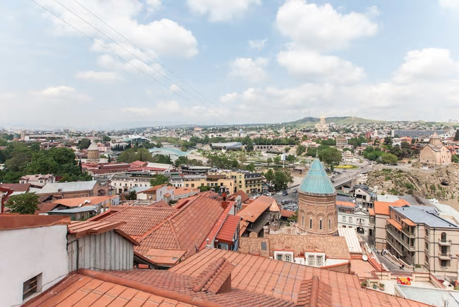 Фото №6 - Грузинская история: остановки в лучших местах Тбилиси