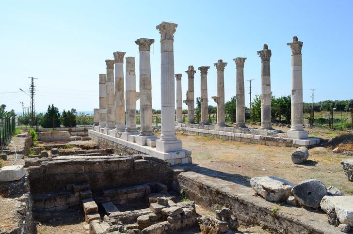 Фото №1 - В Турции обнаружена могила древнегреческого поэта