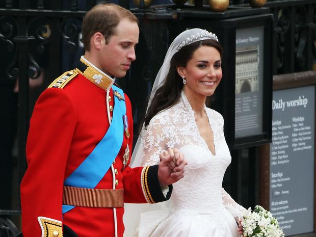 Фото №1 - Память о Диане: самая трогательная деталь свадьбы Кейт и Уильяма