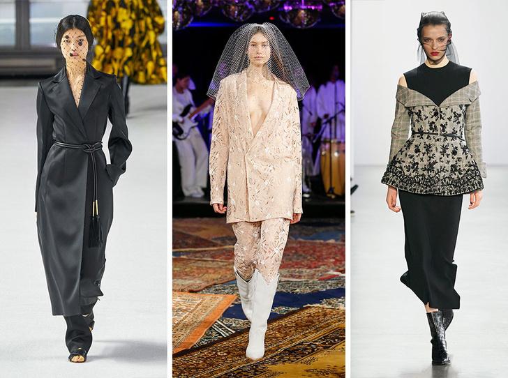 Фото №5 - 10 трендов осени и зимы 2020/21 с Недели моды в Нью-Йорке