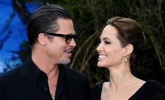 От чувств не уйдешь: Джоли передумала разводиться с Питтом