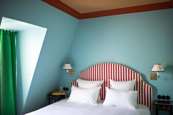 Фото №9 - Отель в Париже по дизайну Люка Эдварда Холла