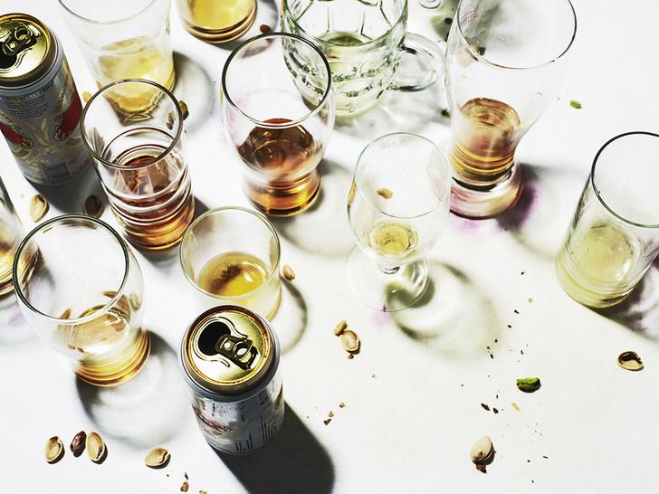 Фото №1 - Выявлена прямая связь между алкоголем и семью видами рака