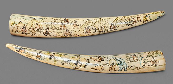 Фото №1 - Онлайн-лекция «Зверобои, шаманы, художники» в Музее Востока