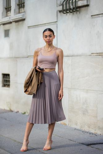 Фото №6 - Как выбрать идеальную юбку по типу фигуры