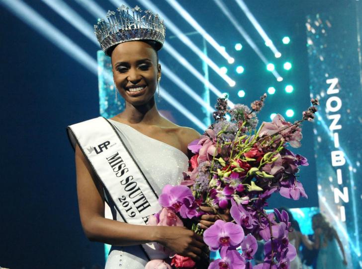 Фото №3 - «Мисс Вселенная 2019»: 5 фактов о Зозибини Тунзи