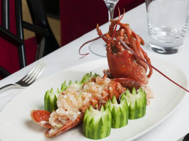 Фото №4 - Звездный час: ресторан Tse Fung в Швейцарии получил первую звезду Мишлен