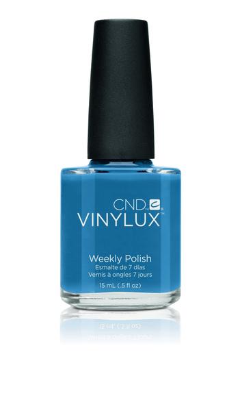 Недельный лак для ногтей Vinylux, Blue Rapture, CND