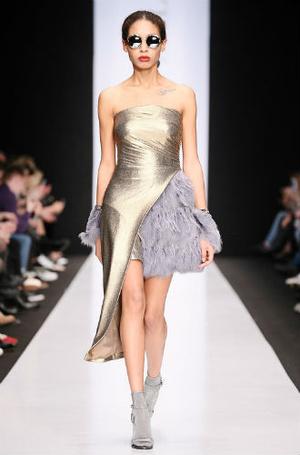 Фото №10 - Второй день Mercedes-Benz Fashion Week Russia 2017