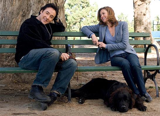 Кадр из фильма «Любовь к собакам обязательна»