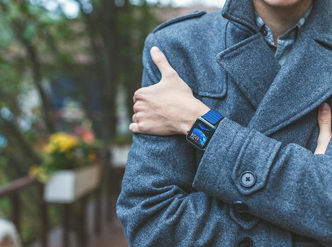 Фото №1 - Пять небанальных способов использовать Apple Watch каждый день