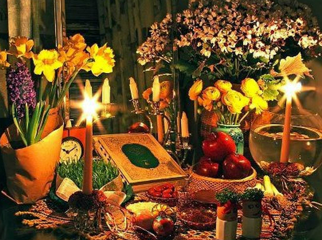 Фото №1 - Продолжаем праздновать: Персидский Новый год