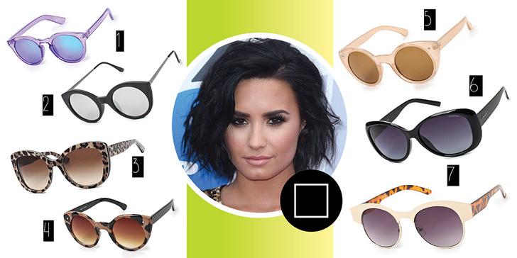 Фото №2 - Инструкция: как выбрать идеальные солнцезащитные очки по типу лица