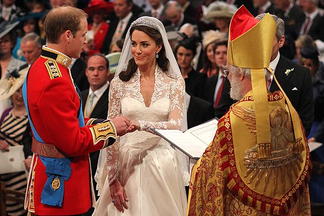 Фото №6 - Факты о свадьбе Кейт Миддлтон и принца Уильяма, о которых вы могли не знать