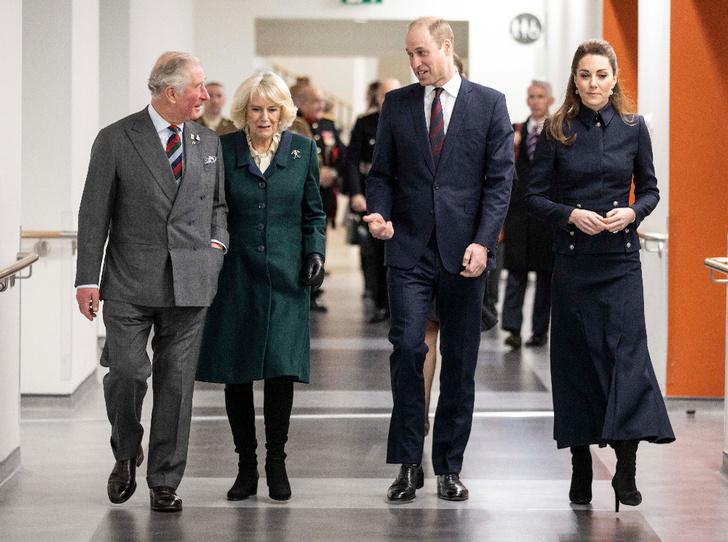 Фото №2 - Новая «Великолепная четверка»: какая королевская пара составила компанию Кейт и Уильяму