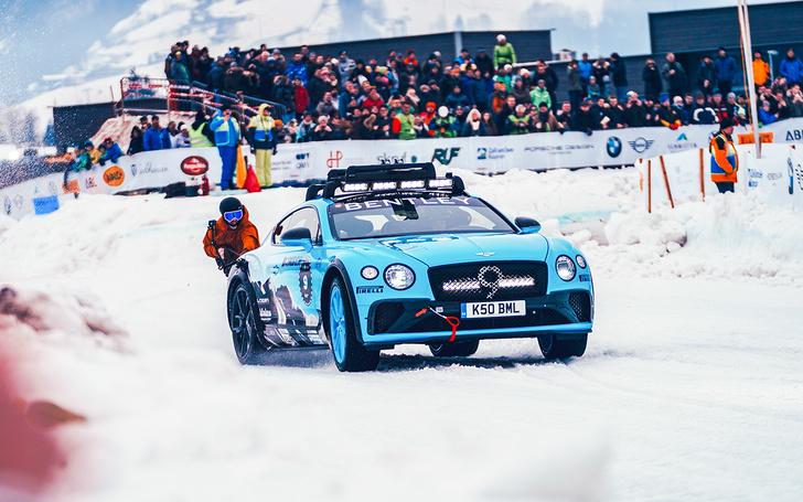 Фото №10 - GP Ice Race: пробуждение от зимней спячки
