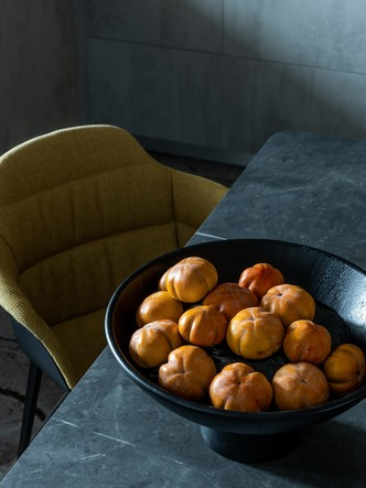 Фото №4 - Серый + горчица: уютная квартира 108 м² в Самаре