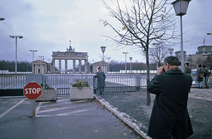 Фото №2 - Бранденбургские ворота: история в трех изображениях