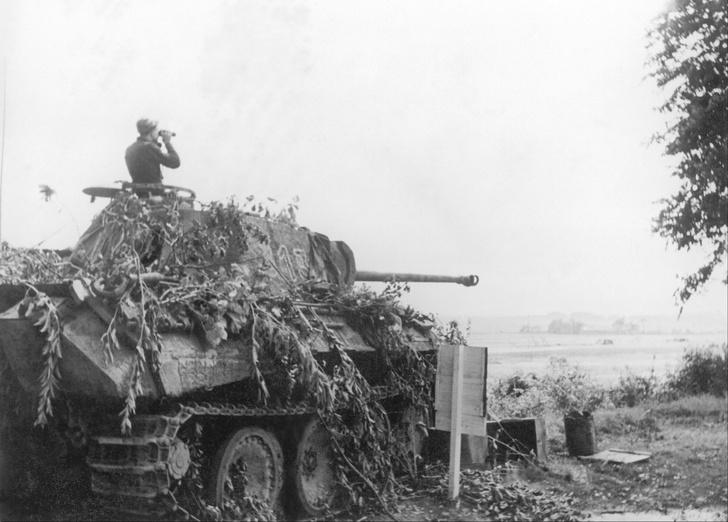 Фото №8 - Багира промахнулась. Почему танк «Пантера» не оправдал ожиданий