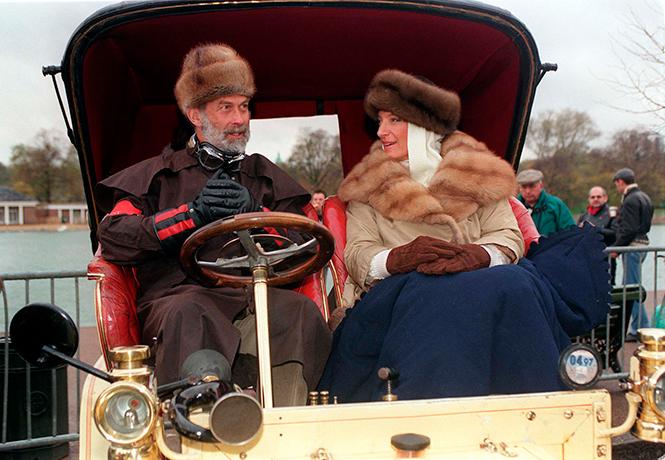 Фото №31 - Виндзорская нахалка: гордость и предубеждение принцессы Майкл Кентской