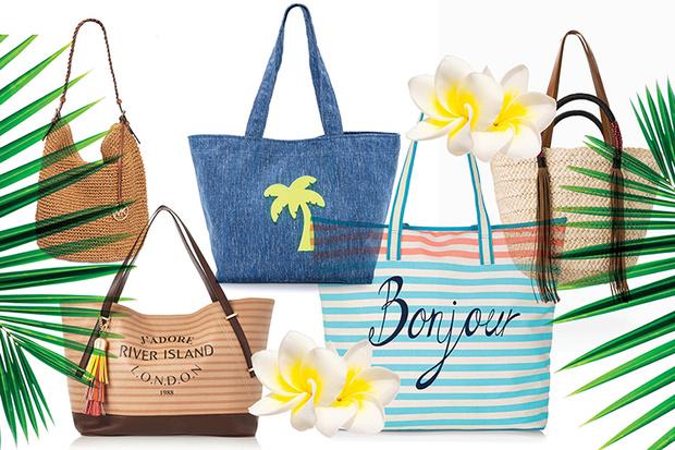 Фото №2 - Toп-20: Пляжные сумки