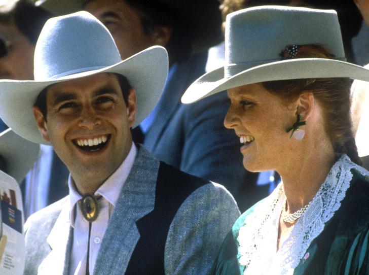 Фото №2 - Герцог и герцогиня Скандал: как Сассекские повторяют печальную историю Йоркских
