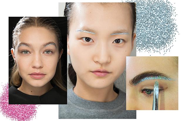 Фото №2 - 8 beauty-трендов с Недели моды в Париже