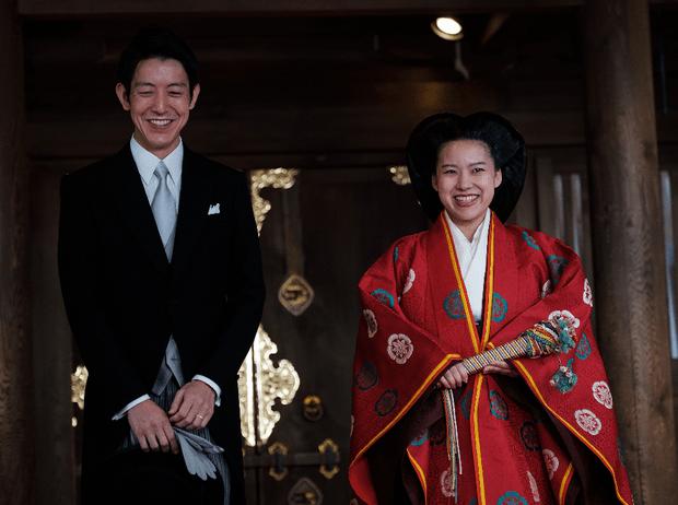 Фото №3 - Японская принцесса, отказавшаяся от престола, родила первенца