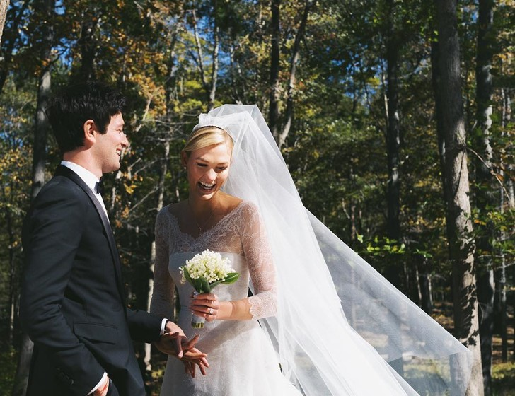 Фото №14 - 21 самая громкая свадьба XXI века