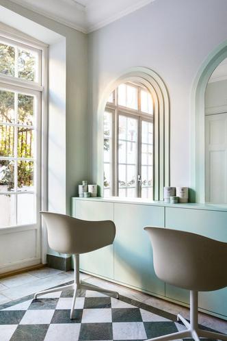 Фото №5 - Салон красоты в пастельных тонах в Стокгольме