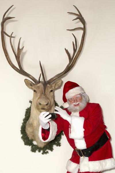 Фото №2 - Как правильно выбрать Деда Мороза и Снегурочку