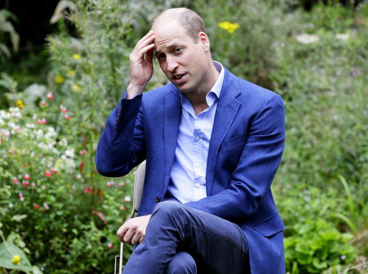 Фото №1 - Слабое место: главный недостаток принца Уильяма