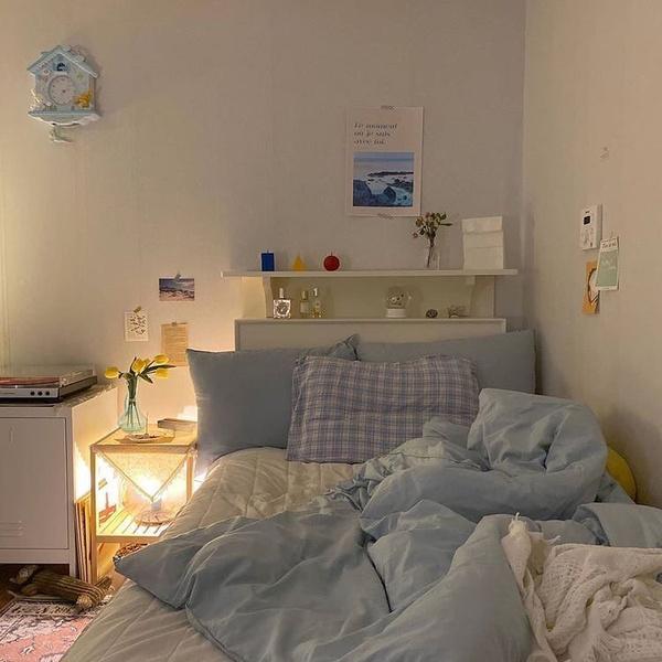 Фото №6 - Хочу как в дораме: 6 способов оформить комнату в корейском стиле 🥰