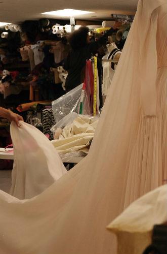 Фото №2 - Еще один секрет второго свадебного платья принцессы Евгении