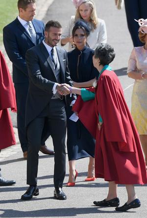 Фото №5 - Свадьба Меган Маркл и принца Гарри: как это было (видео, фото, комментарии)