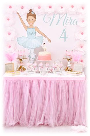 Фото №2 - Праздник для маленькой балерины