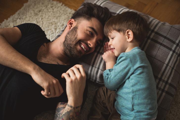Как помочь ребенку заснуть: семь простых способов