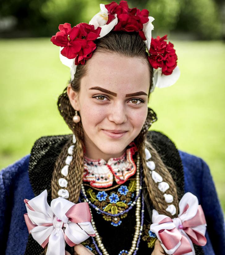 Фото №1 - Мисс мира: Румыния. Молодо-зелено