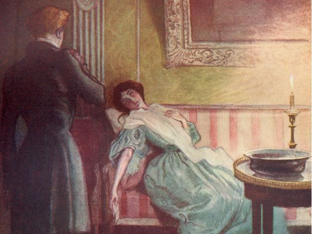 Фото №11 - Дама с камелиями: трагическая история Мари Дюплесси— куртизанки, покорившей сердце Александра Дюма