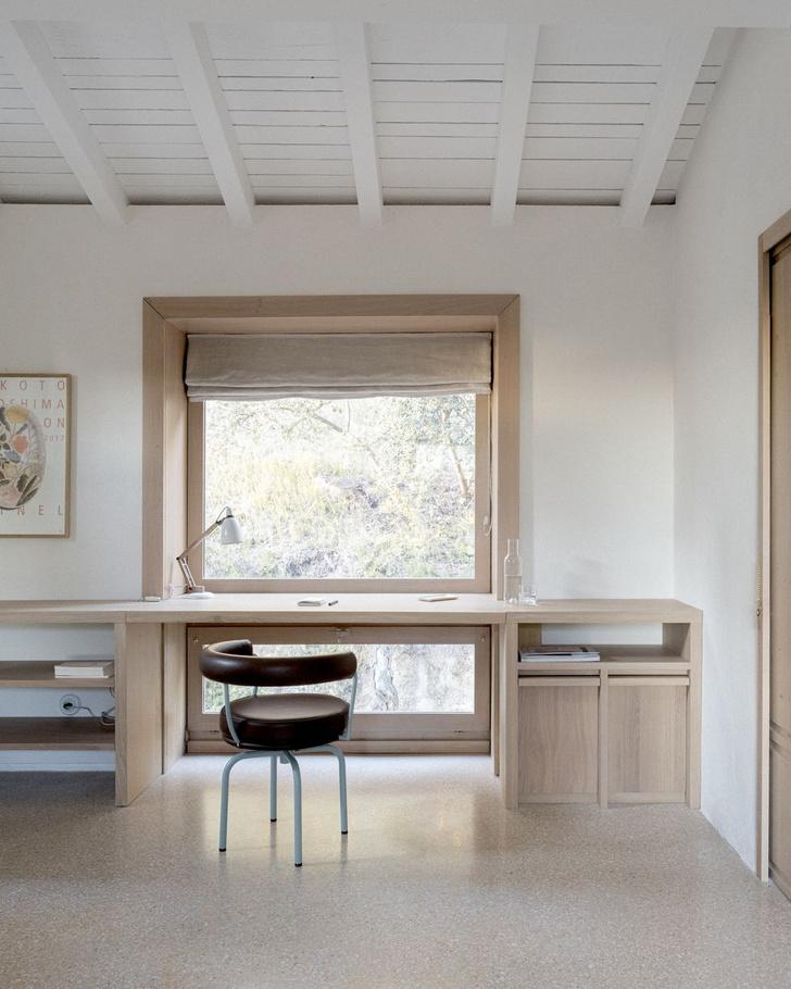 Фото №3 - Аскетизм и уединение: вилла Ma House во Франции