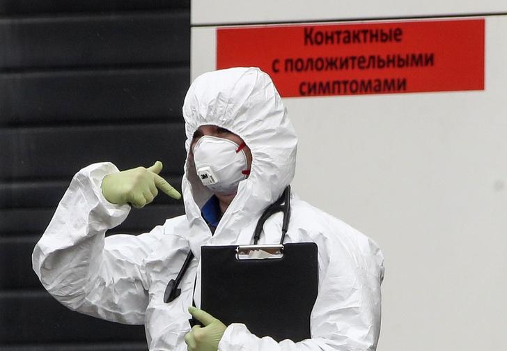 Фото №1 - В Москве зафиксирована первая смерть от коронавируса