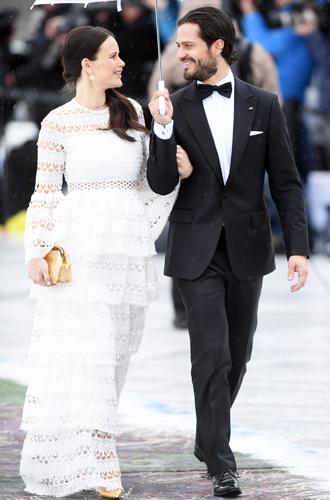 Фото №24 - Забавы королевского двора: самые интересные моменты юбилея Харальда и Сони