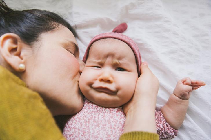 нервный тик у ребенка