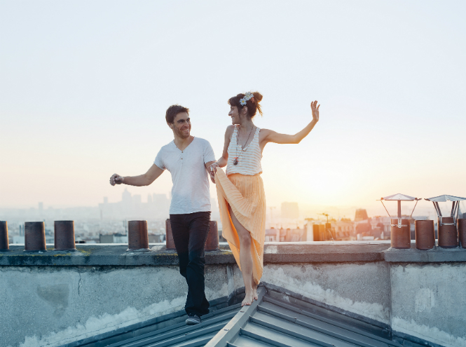 Фото №4 - 7 правил жизни француженок, которые научат быть счастливой
