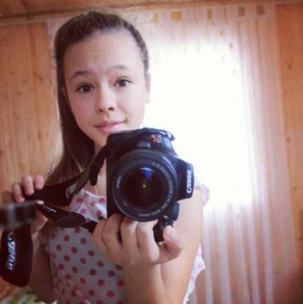 Фото №3 - Без слез не взглянешь: Инстасамка поделилась своими старыми фотографиями